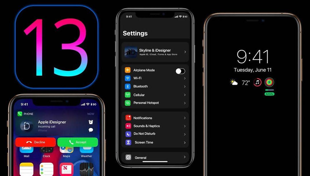Comment iOS 13 finira par faire de votre iPhone le seul identifiant dont vous avez besoin.
