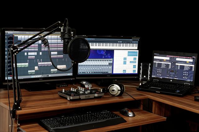 logiciel musique