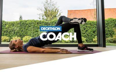 Decathlon coach, une application pour tous les sportifs