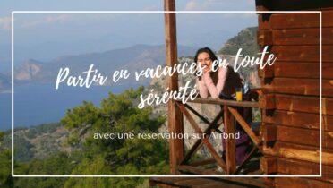 S'inscrire sur Airbnb pour une réservation d'hébergement de vacances