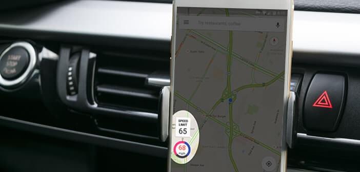 assistant navigation voiture