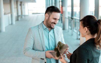Comment choisir un cadeau pour un partenaire d'affaires ?