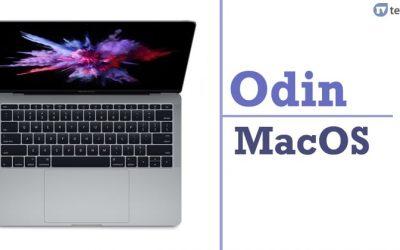 Odin pour MacOS 2021 – Télécharger JOdin3 avec le guide d'installation