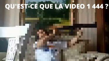 Vidéo 1444: la vidéo maudite?